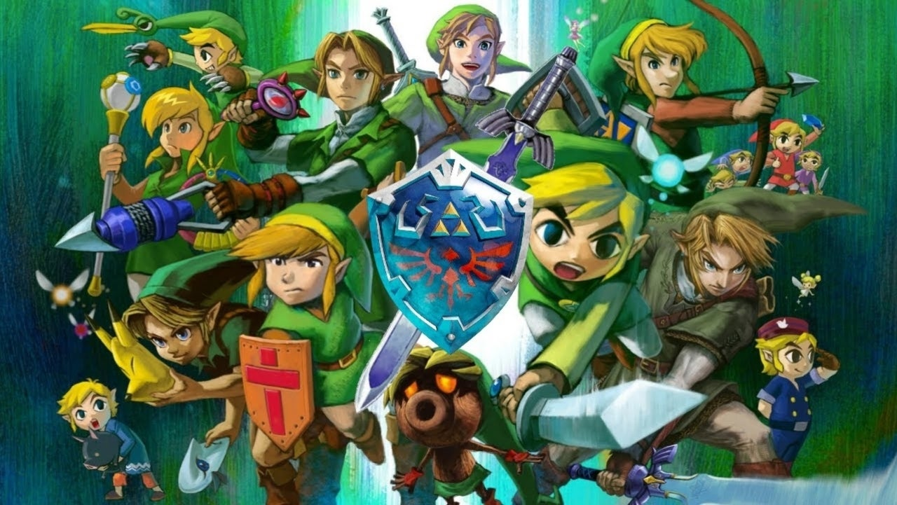 Two New Legend of Zelda Nintendo Switch Games Rumored for