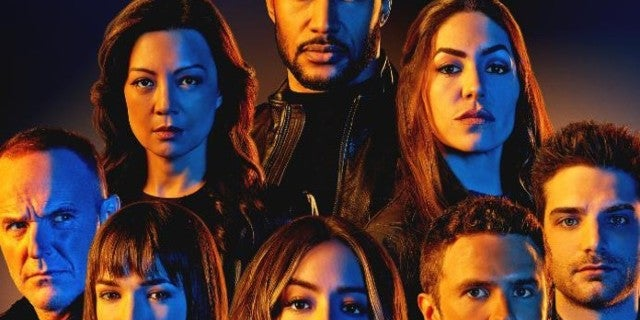Agents Shield Season 6 Poster