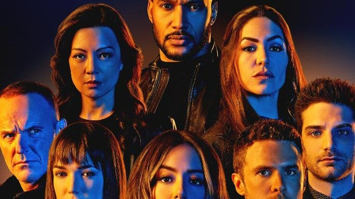 Agents Shield Season 6 Poster