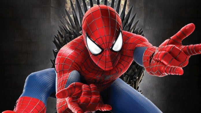 Amazing Spider-Man Andrew Garfield Game of Thrones