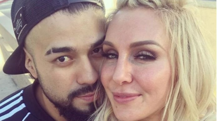 Andrade-Charlotte-Flair