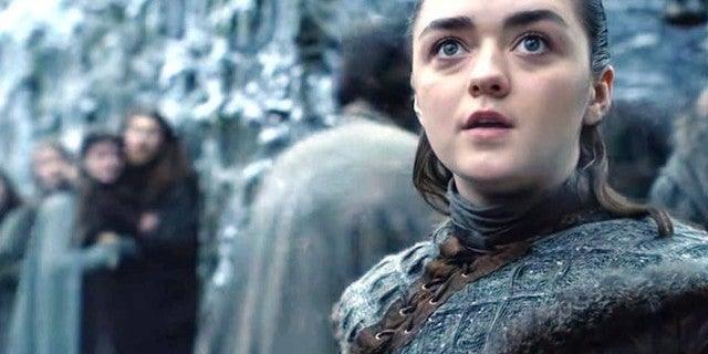 arya stark game of thrones season 8