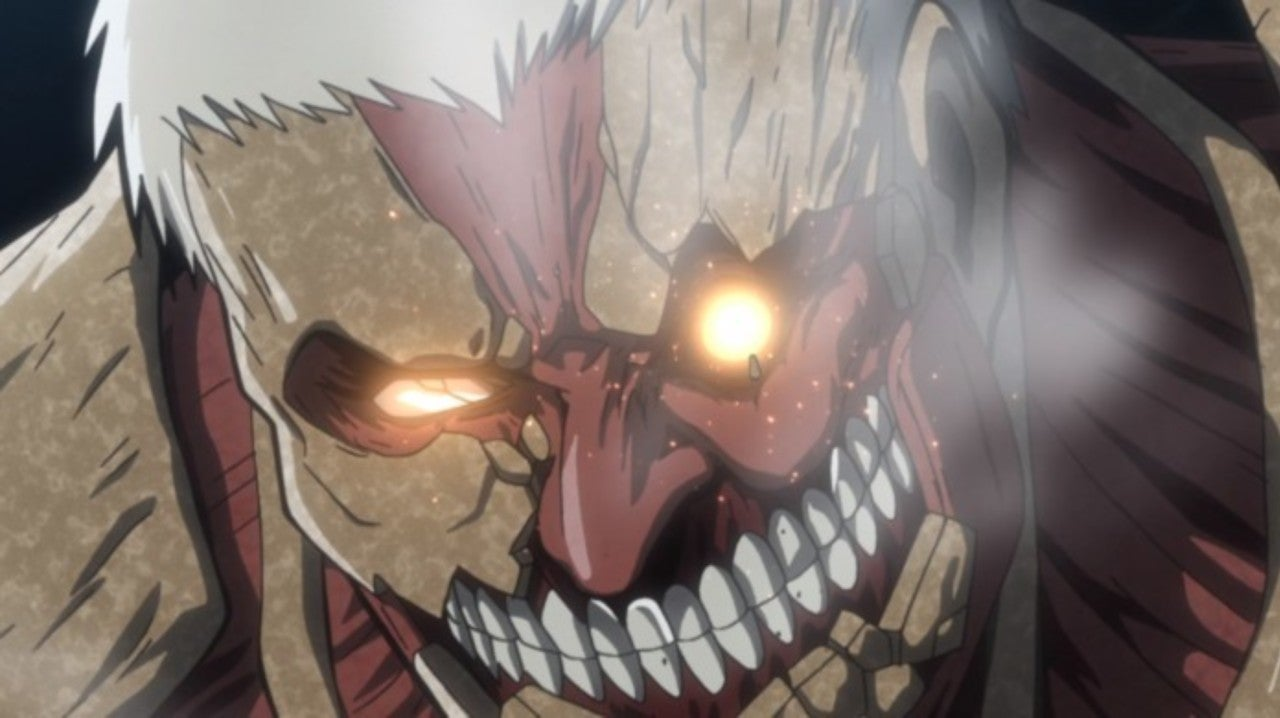 Attack on Titan Preview Teases Big Armored Titan Battle