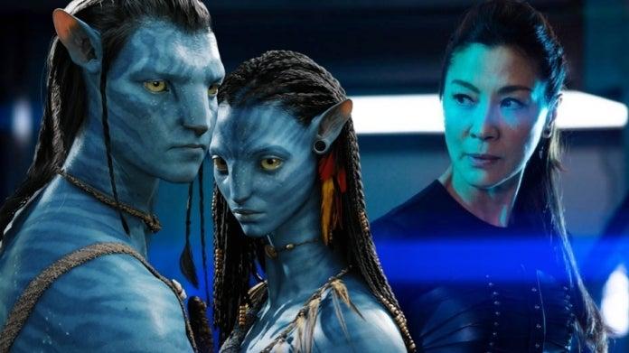 Avatar 2 Michelle Yeoh