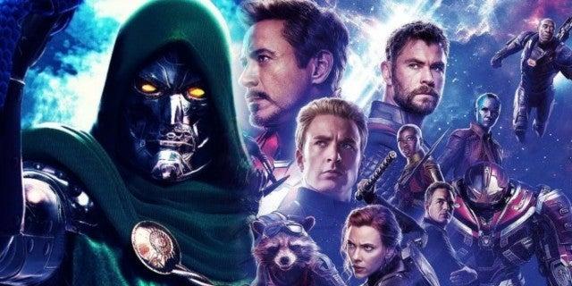Avengers Doctor Doom