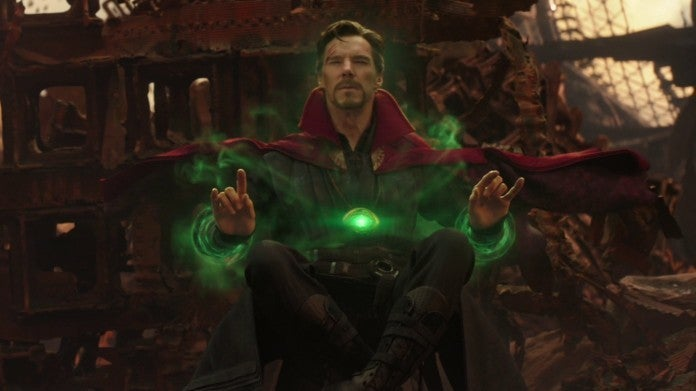 Most Doctor Strange Spells in Avengers: Endgame Are Comic-Accurate
