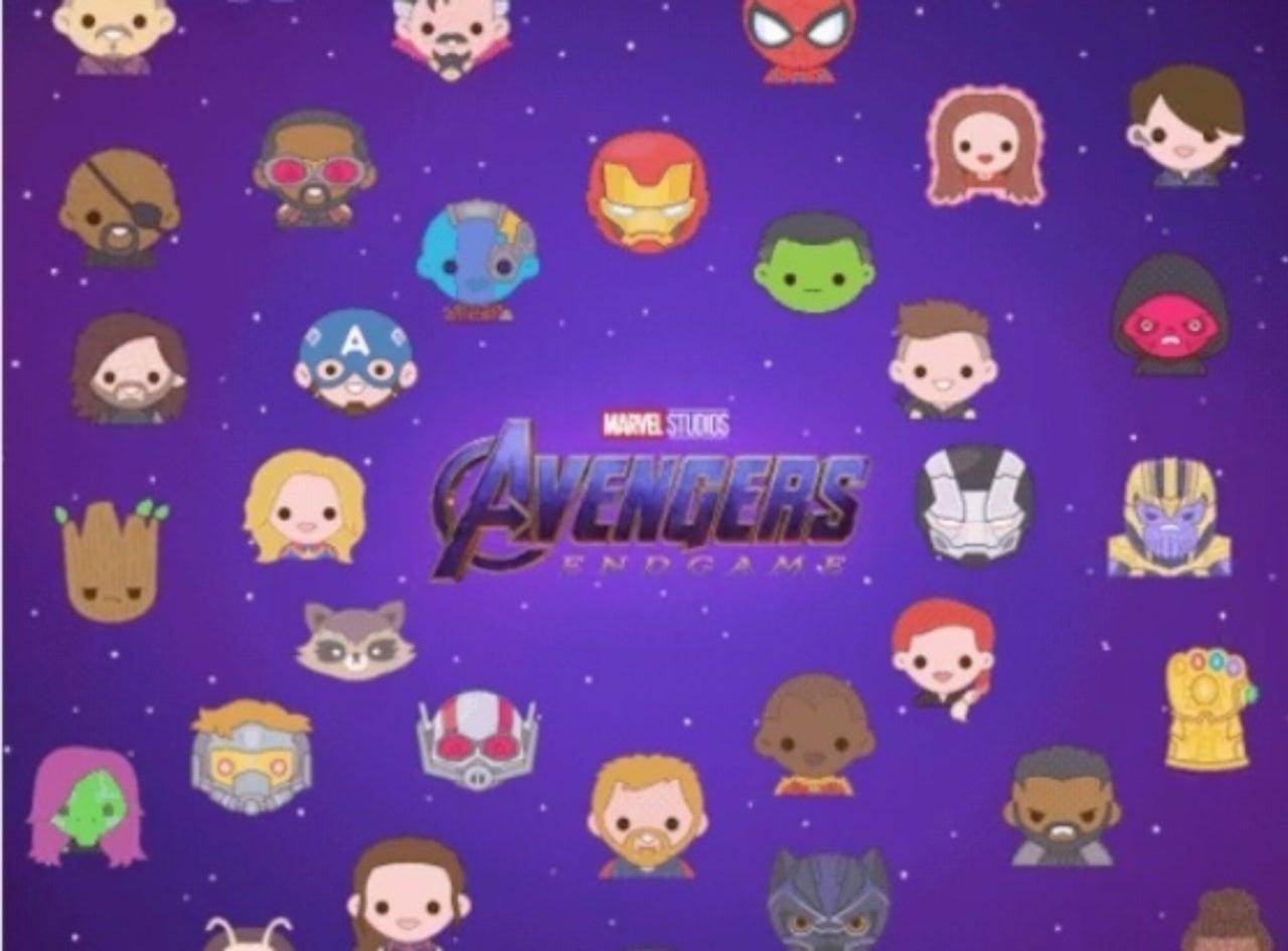 Avengers: Endgame' Gets Dozens of Twitter Emojis