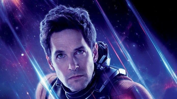 Avengers Endgame Ant-Man Paul Rudd