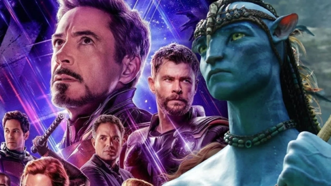 Avengers: Endgame Surpasses Avatar's Original Theatrical Run