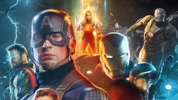 Avengers-Endgame-Bosslogic-Captain-Marvel-War-Machine-Captain-America-Iron-Man-Thor