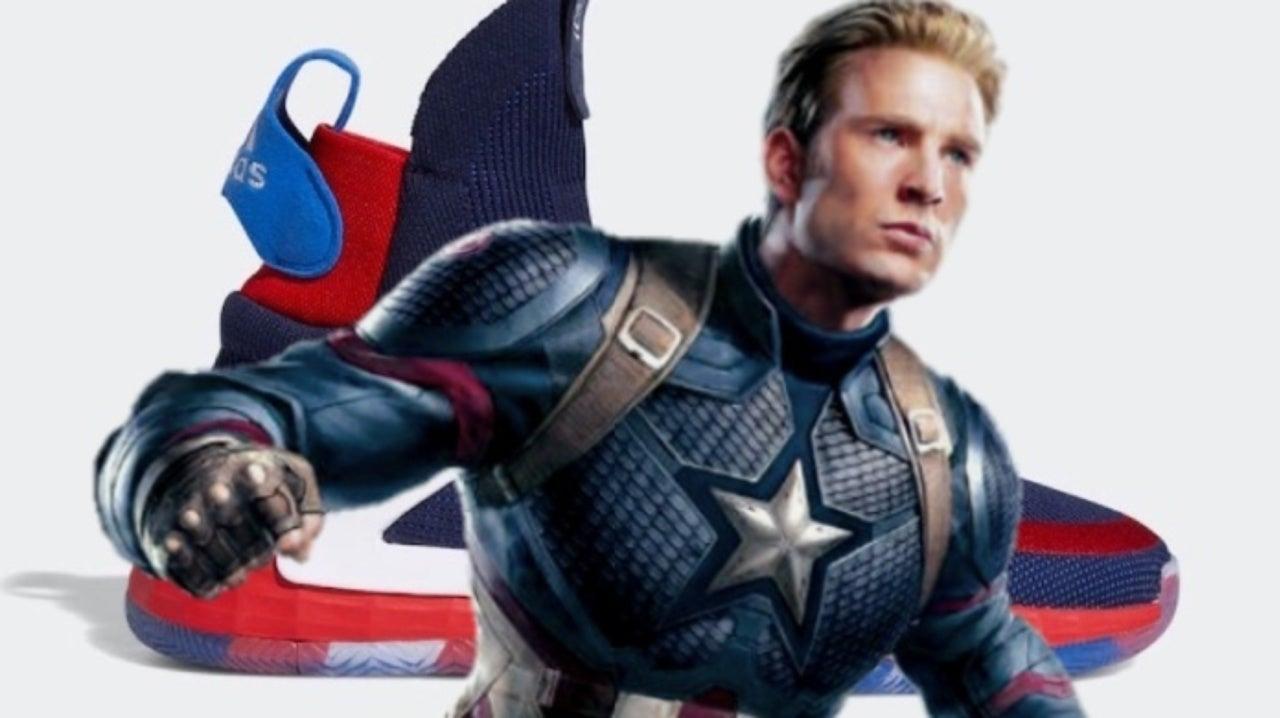 Notable Salida Acuario  Adidas' Captain America Shoes Get Release Date