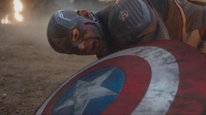 Avengers Endgame Captain America Shield