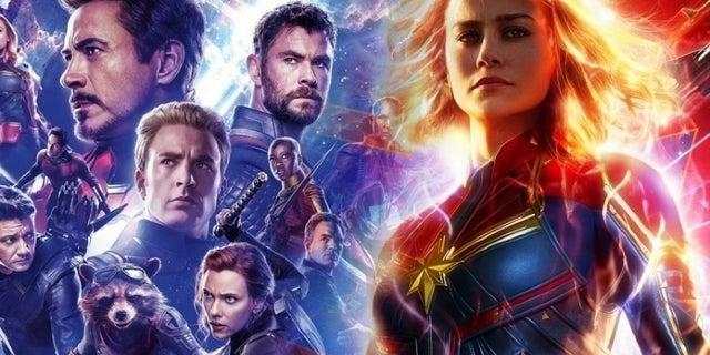 Captain Marvel Featurette Reveals Footage of Brie Larson's Costume Test on Avengers: Endgame Set