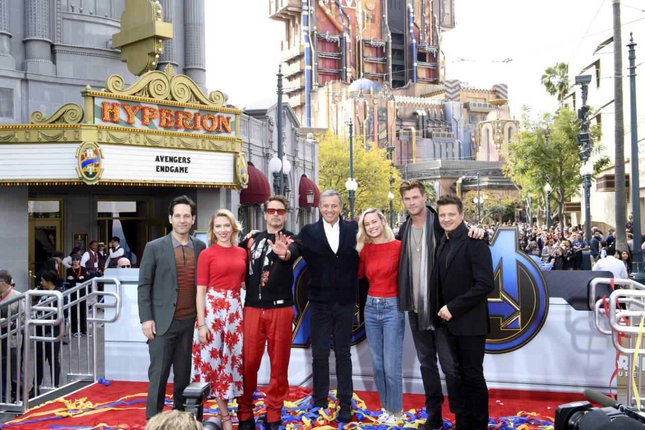 'Avengers: Endgame' Stars Celebrate Donation of $5 Million to Children's Hospitals