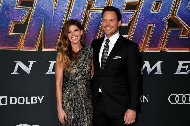 'Avengers: Endgame': Chris Pratt & Katherine Schwarzenegger Make Red Carpet Debut