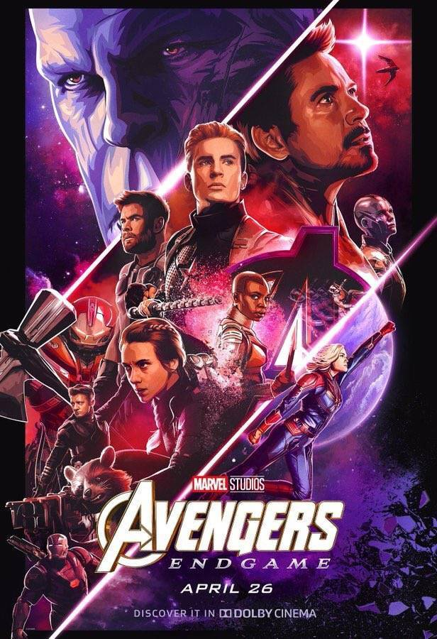 Three New Avengers Endgame Posters Revealed