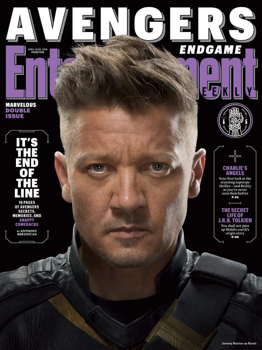 Avengers Endgame EW Ronin