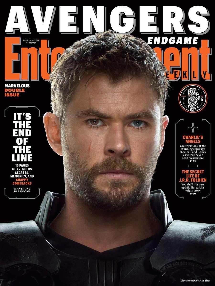 Avengers Endgame EW Thor