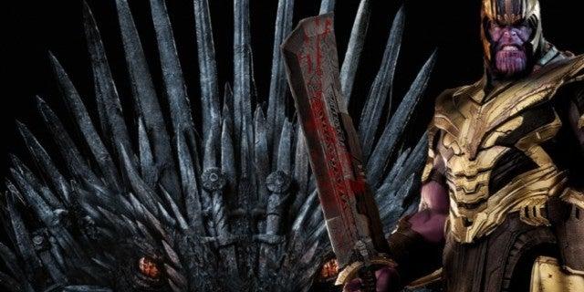 Avengers Endgame Game of Thrones