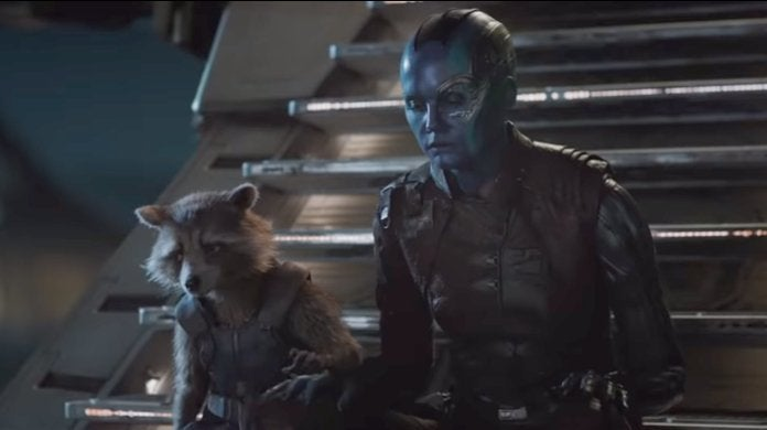 Avengers Endgame Guardians of the Galaxy