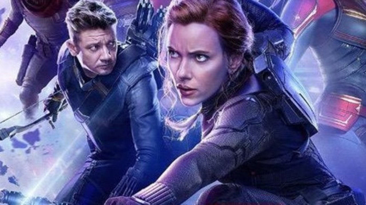 Image result for black widow endgame
