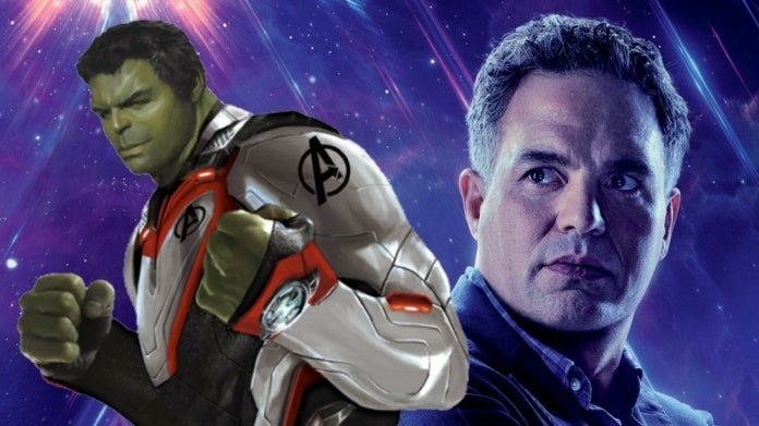 Avengers Endgame Hulk Banner