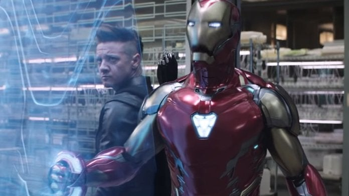 Avengers Endgame Iron Man 85 Armor Power Nanotech Mechanical