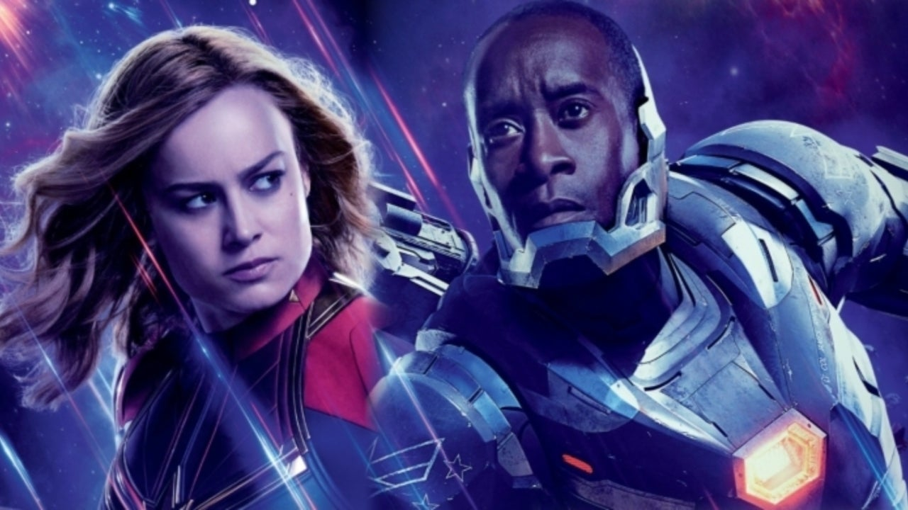 'Avengers' Star Don Cheadle Strongly Denies Rumors Brie Larson Doesn't Get Along with Rest of the Cast