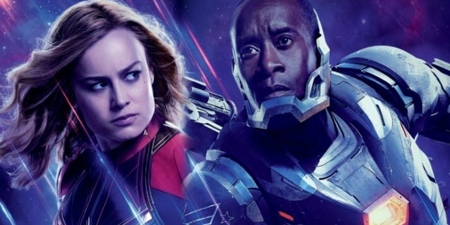 Marvel Fans Are Flipping Out Over Brie Larson And Don Cheadle's Twitter Exchange