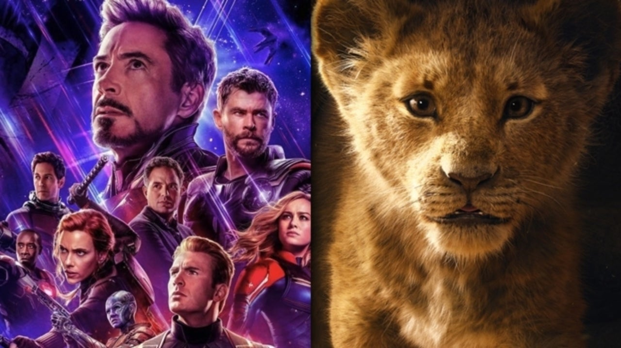 Image result for avengers endgame the lion king