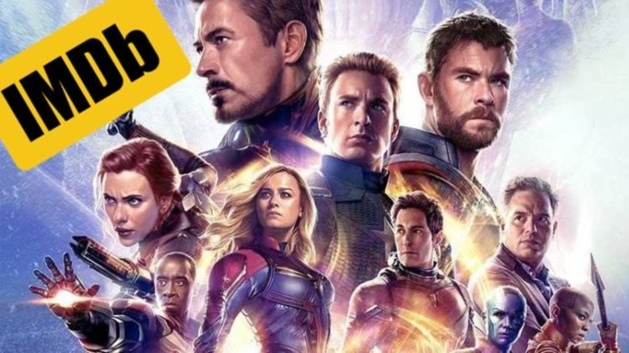 Avengers: Endgame Is Now the Most Popular Movie of All Time on IMDb