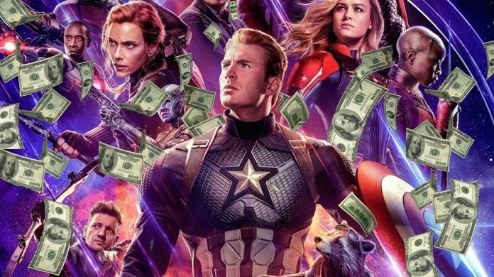 avengers endgame presale tickets record