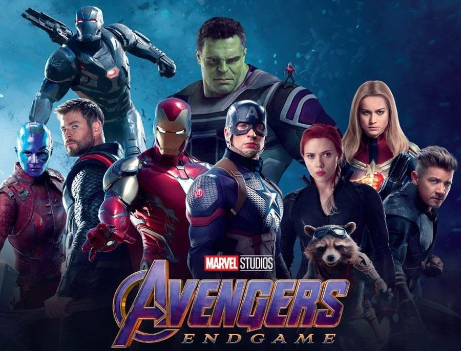 Another Avengers Endgame promo art featuring New Look of Professor Hulk