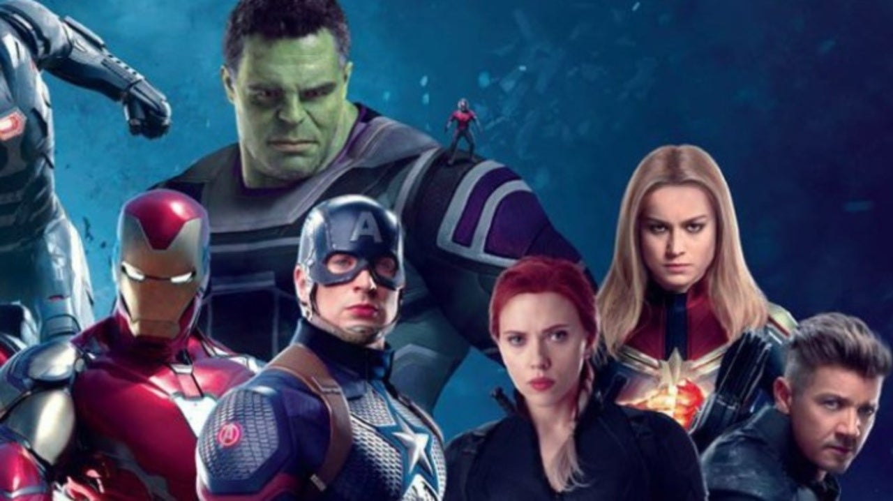 New Avengers Endgame Posters Give New Look At Hulk And More