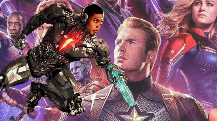 Avengers Endgame Ray Fisher