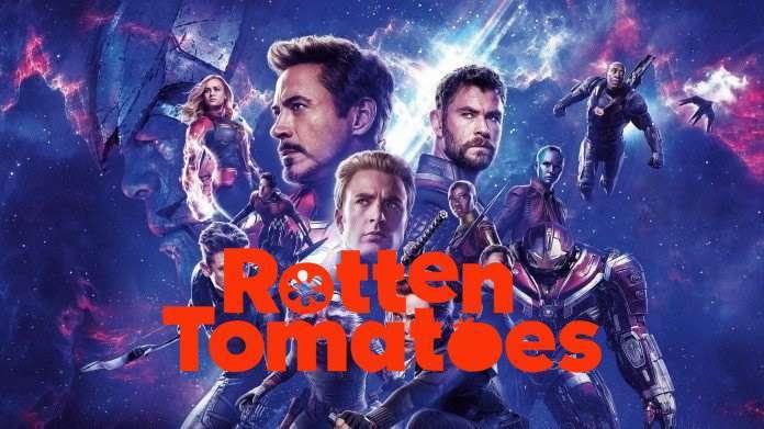 avengers endgame rotten tomatoes