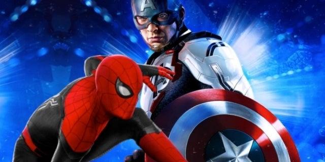 Avengers Endgame SpiderMan Far From Home ComicBookcom