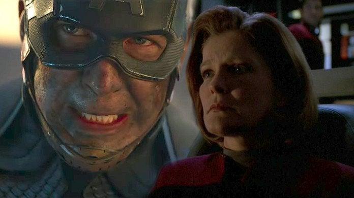 Avengers Endgame Star Trek Voyager