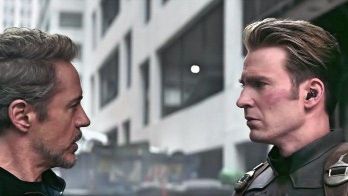 Avengers Endgame Steve Stark