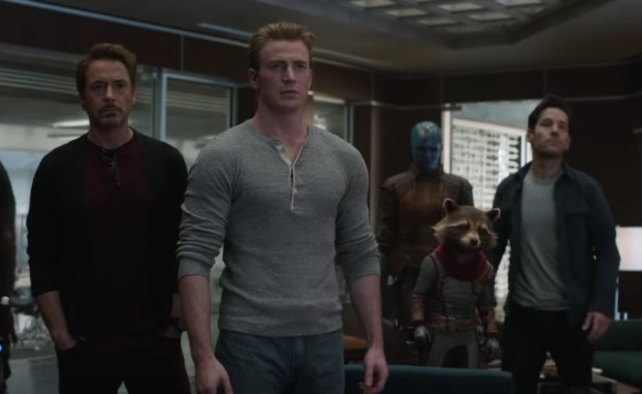 Disney Reportedly Cancels 'Avengers: Endgame' English Screenings in Russia