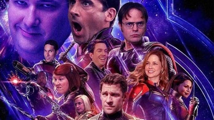 avengers-endgame-the-office