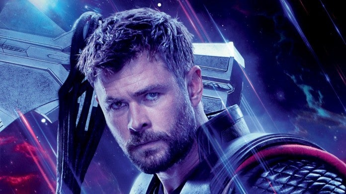 Avengers Endgame Thor Chris Hemsworth
