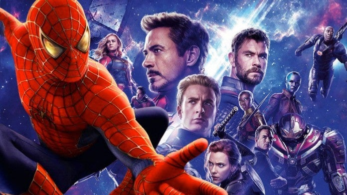 Avengers Endgame Tobey Maguire Spider-Man
