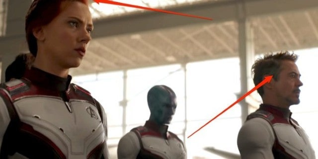 Avengers Endgame Trailers Fake Footage Russo Bros