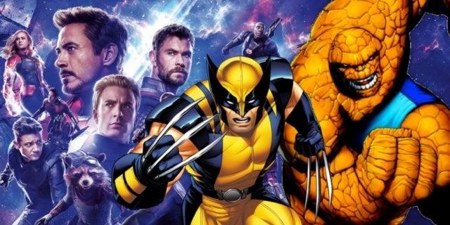 Marvel Studios Developing X-Men, Fantastic Four Movies