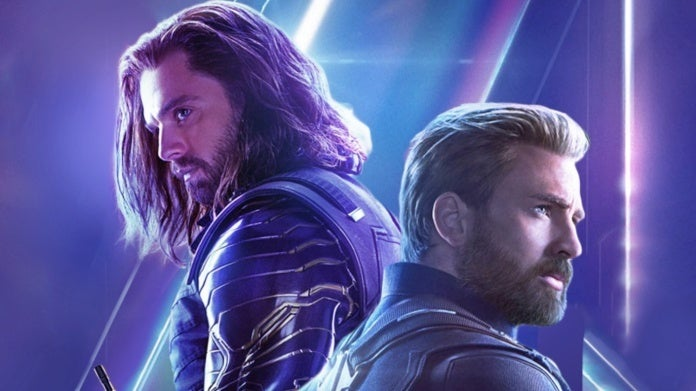 Avengers Steve Bucky