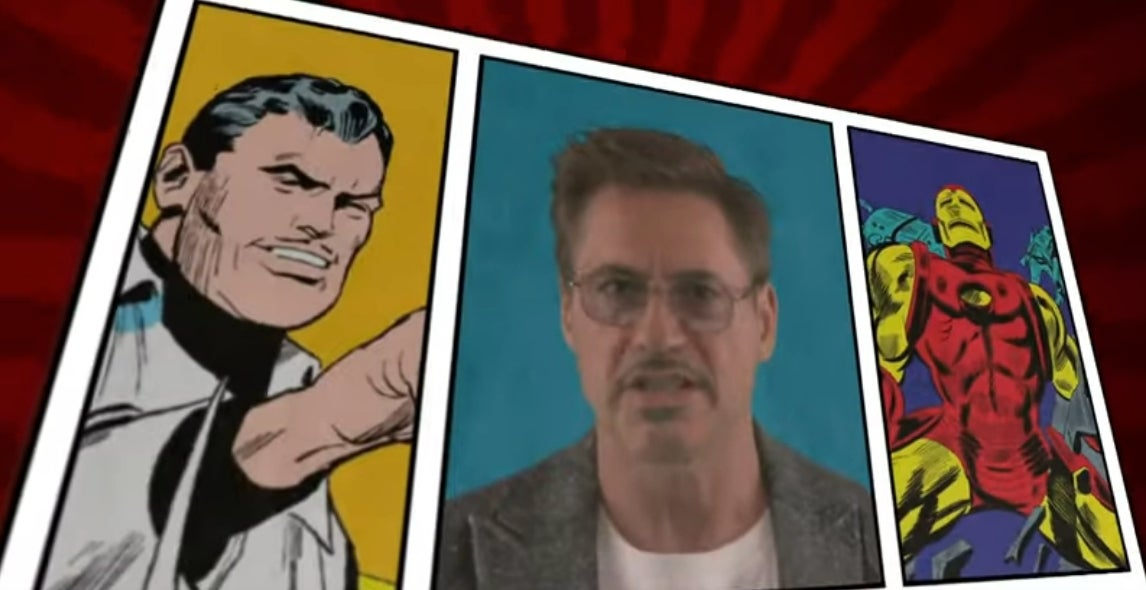 'Avengers: Endgame' Cast Sings A Marvel Version Of 'We Didn't Start The Fire'