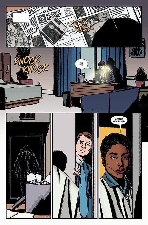 Chuck Comic Book Series
