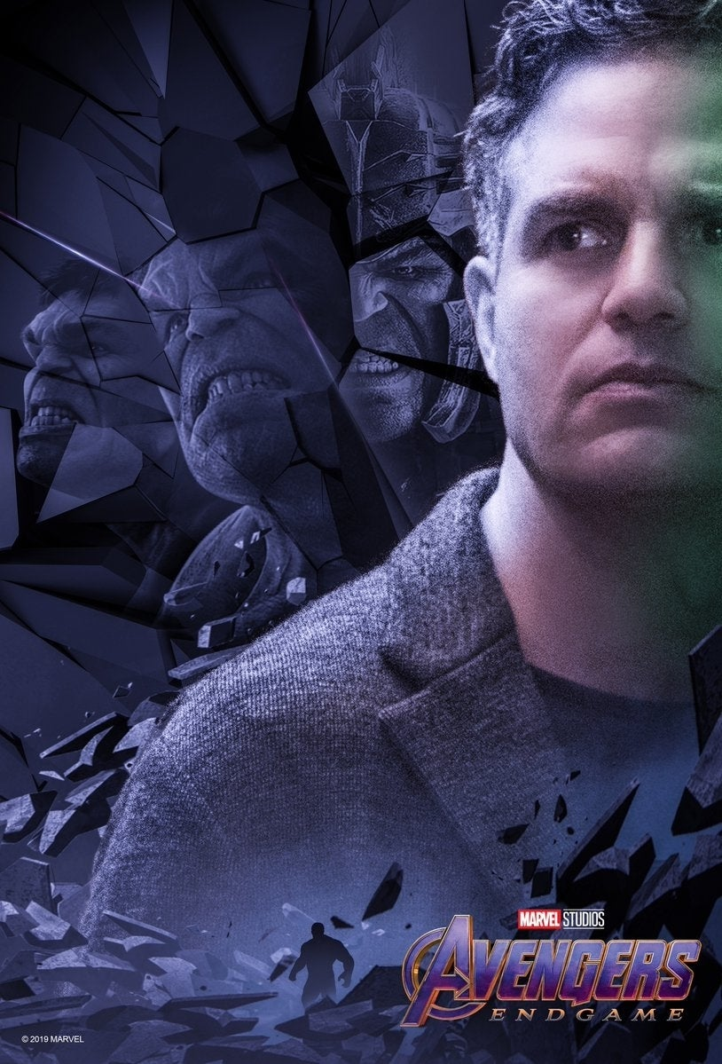 new avengers  endgame character posters released