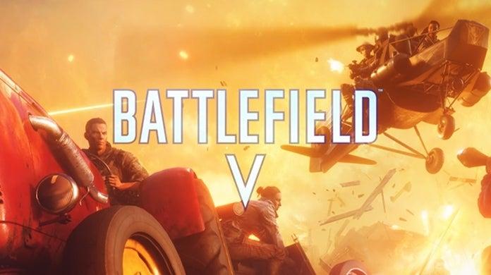 Battlefield V Firestorm Update